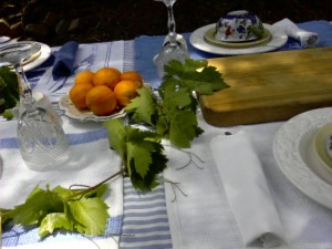 "A table in ""Provençe"""